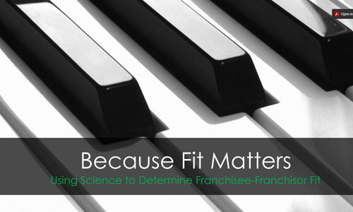 Because fit matters