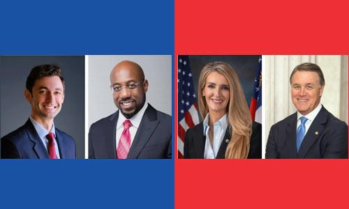 GA Senate Race